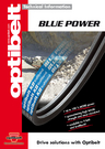 Blue Power - aramid cord